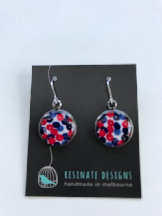 Image of Resinate earrings