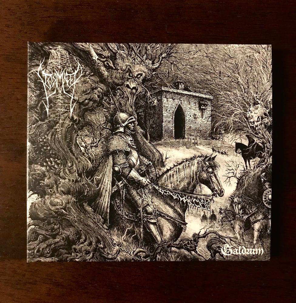 Image of STORMKEEP - Galdrum CD