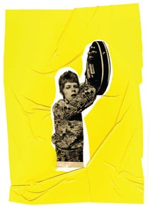 Image of BOWIE YELLOW