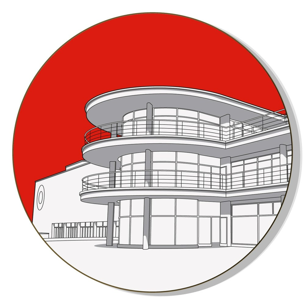 Image of DLWP Coasters (pack of four)