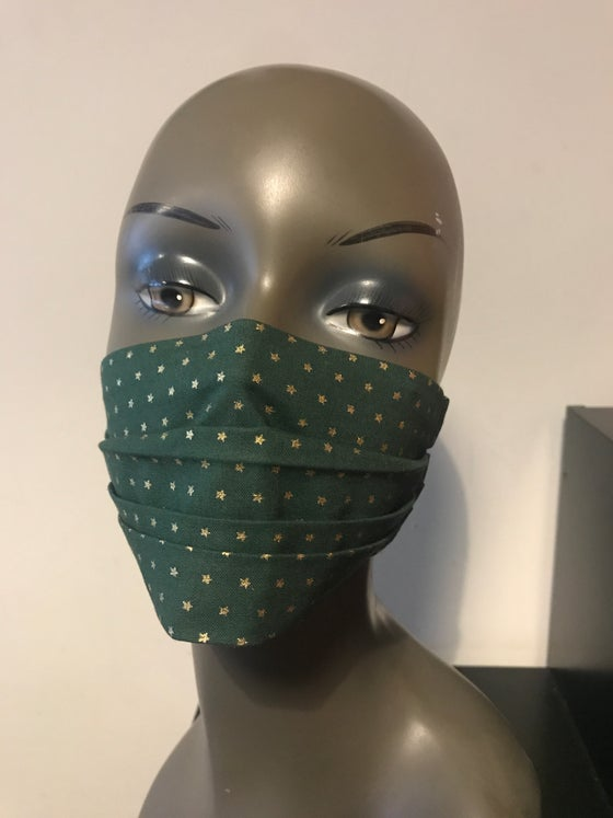 Image of Twinkle little stars face mask
