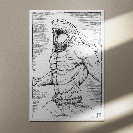 Image of King Shark