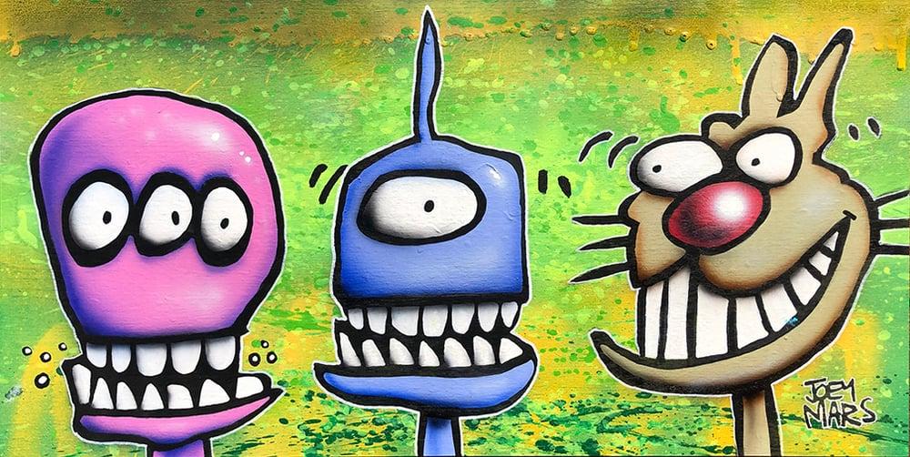 Image of Tres Amigos