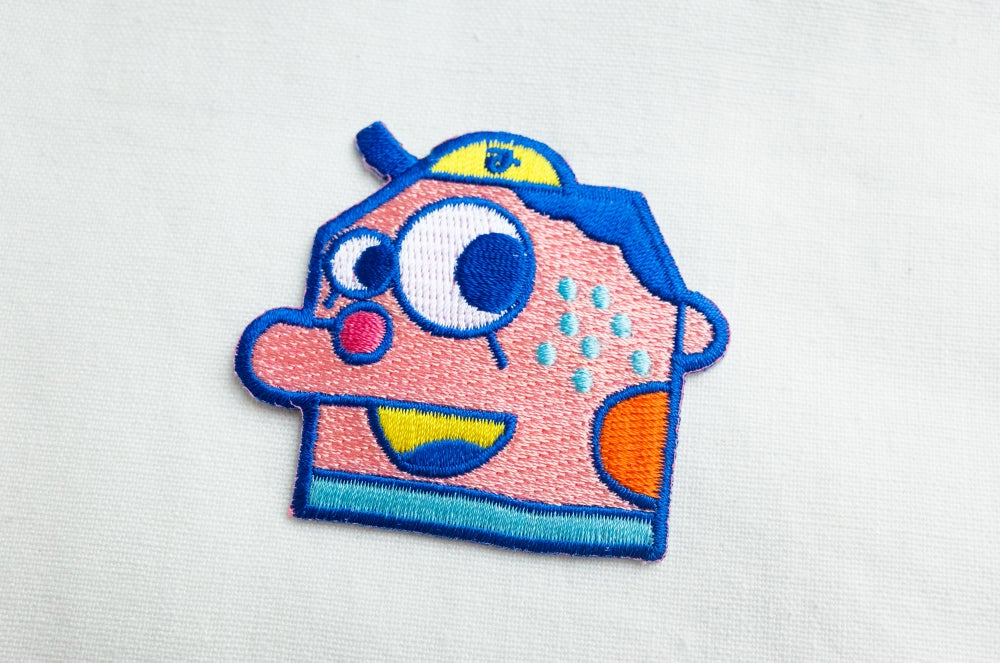 Image of Da Eric – Embroidered Patch