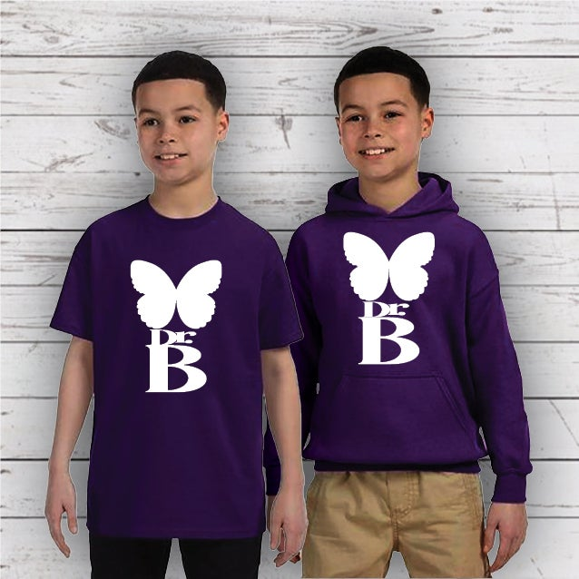 Image of YOUTH TRIBUTE TO DR B HOODIES AND TEES