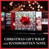 Add Christmas Gift Wrap & Handwritten Note to Your Order!