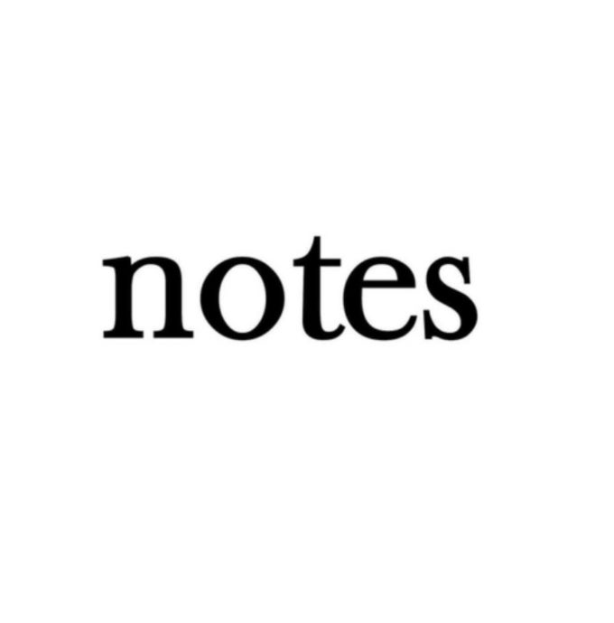 Image of Issue 64: Notes at Dusk