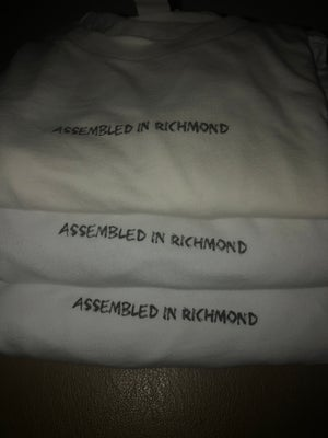 Image of Assembled In Richmond Tee