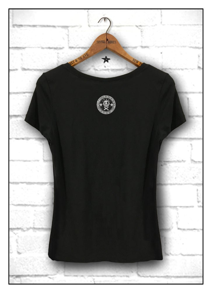 Image of JP Studios Ink Tee Shirt - WOMENS