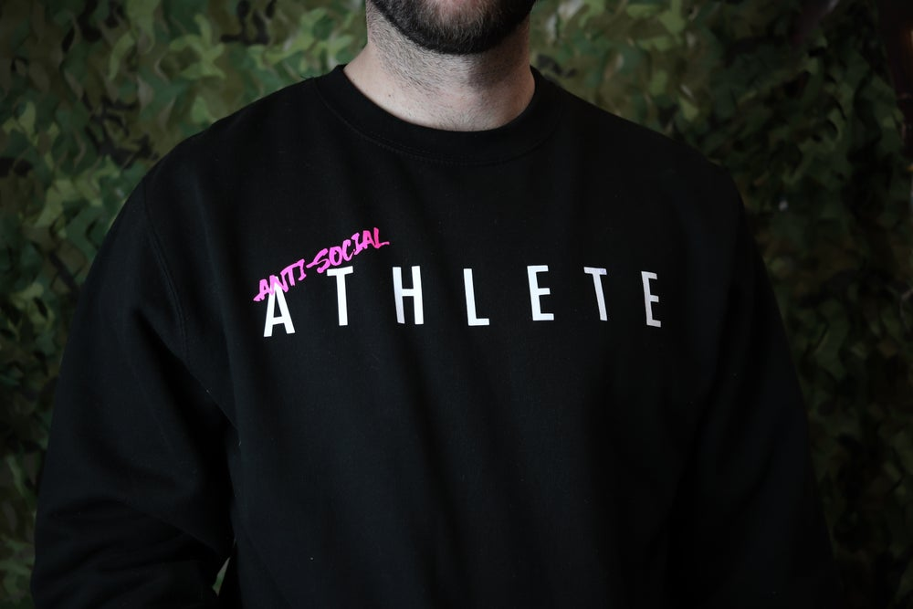 Image of Anti-Social ATHLETE Sweater