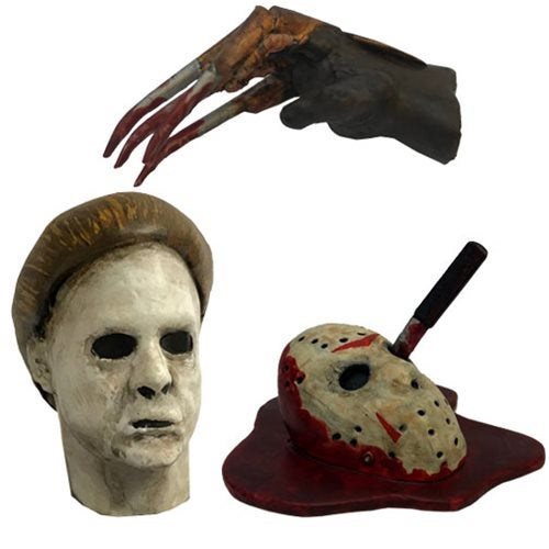 Image of Horror Die-Cast  collectable figures