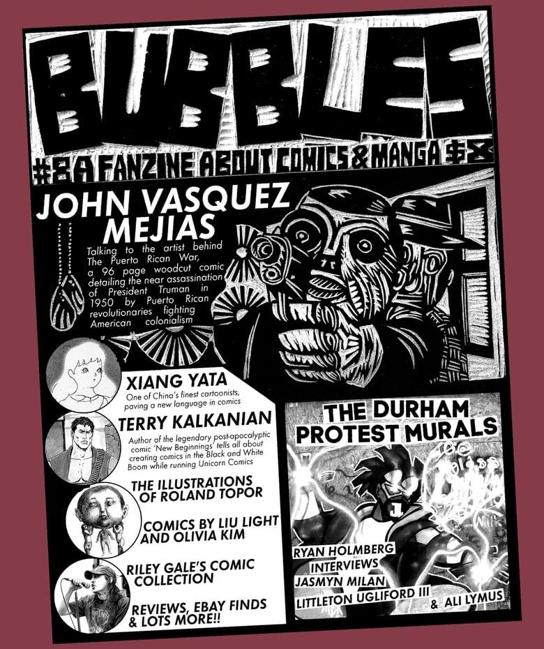 Image of Bubbles #8