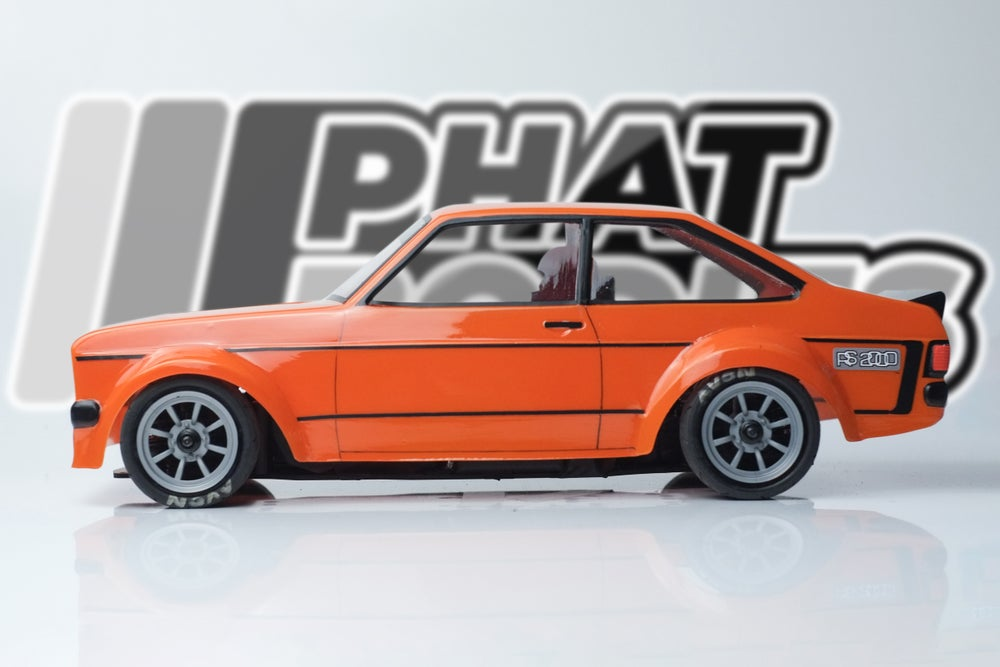 Image of PHAT BODIES MK2 Escort for 225mm  Tamiya M07 M08 M-Chassis etc