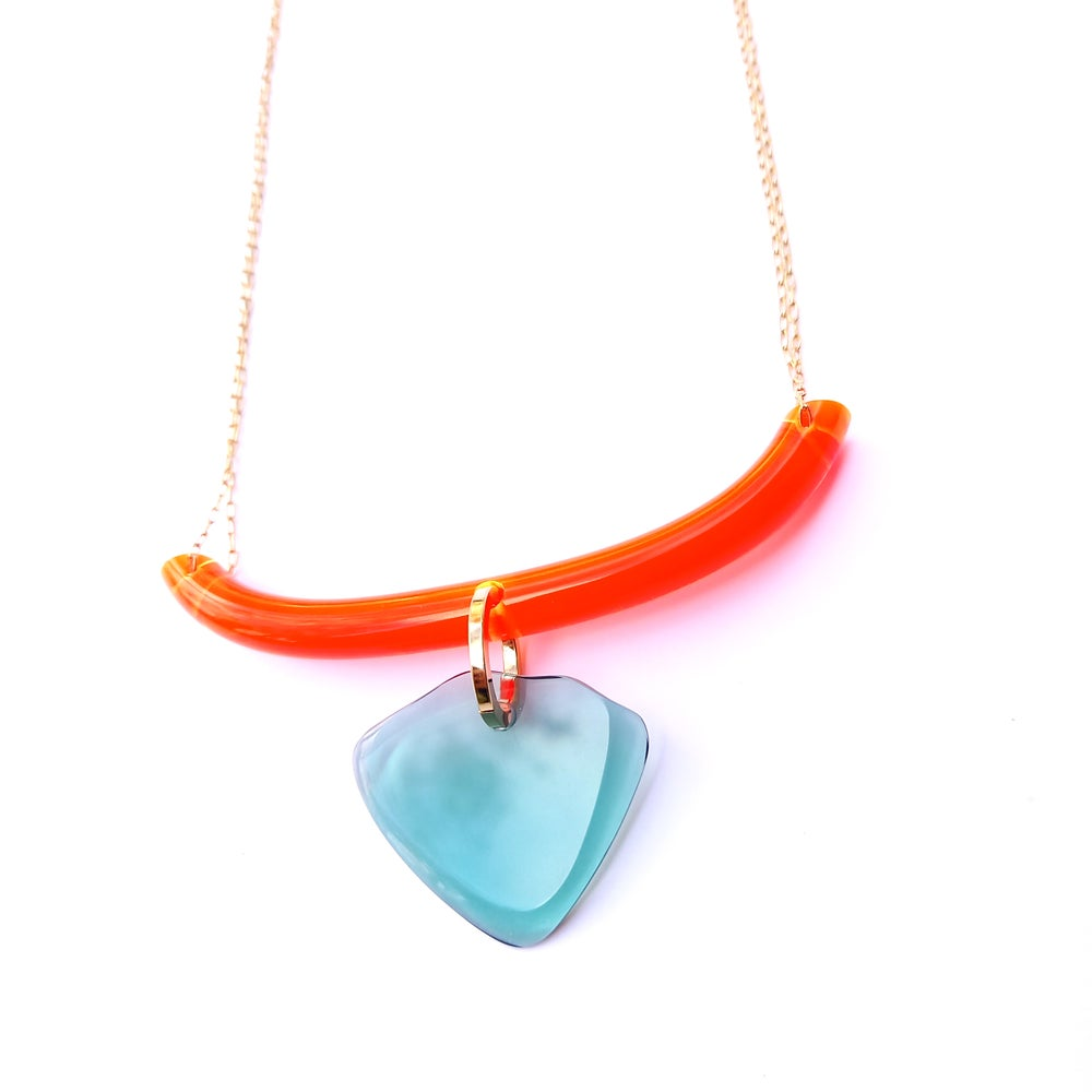 Image of N409 NEON NECKLACE