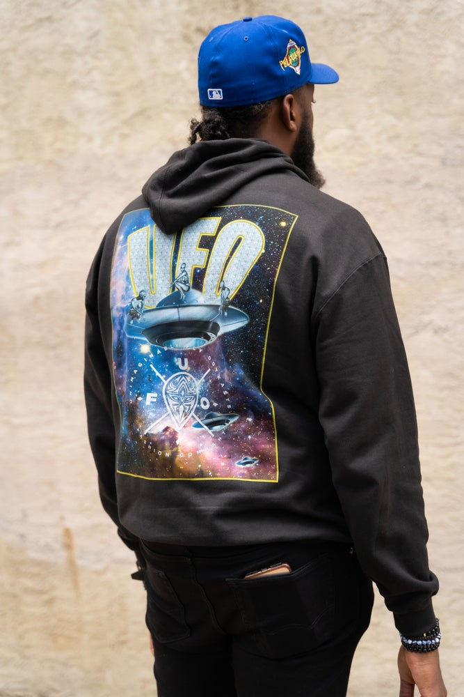Image of UFO Kevin Tour Hoodie