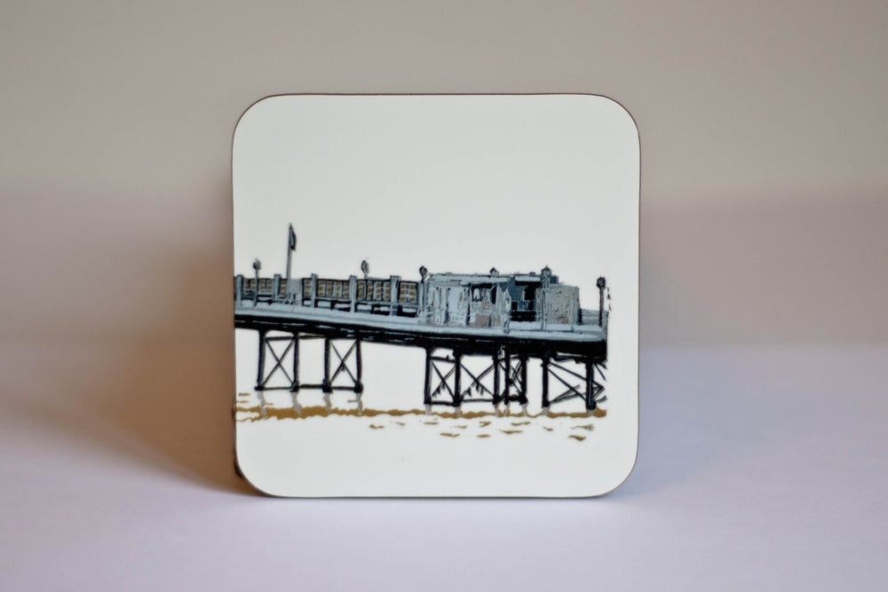 Image of Worthing Pier Coasters (set of 4)