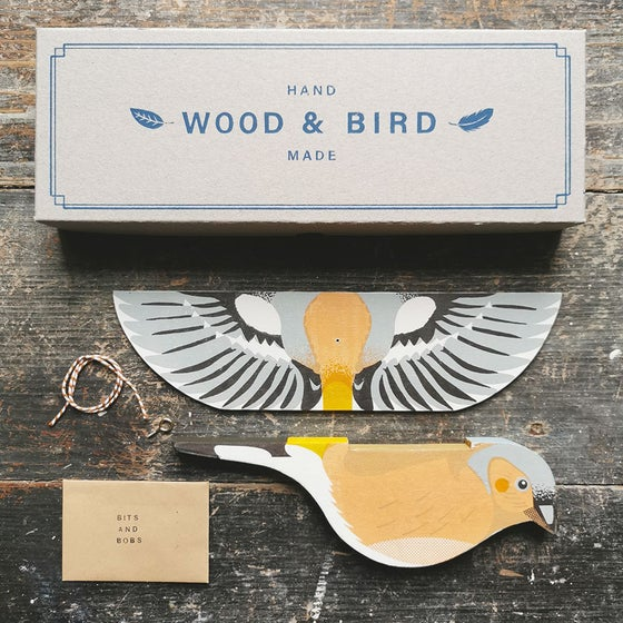 Image of Wood & Bird Chaffinch