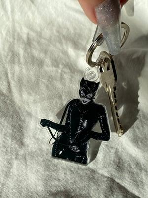 Catwoman got yo keys