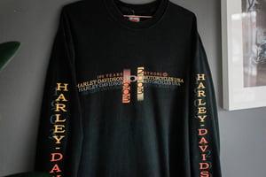 Image of 2001 Harley Davidson Milwaukee Long Sleeve