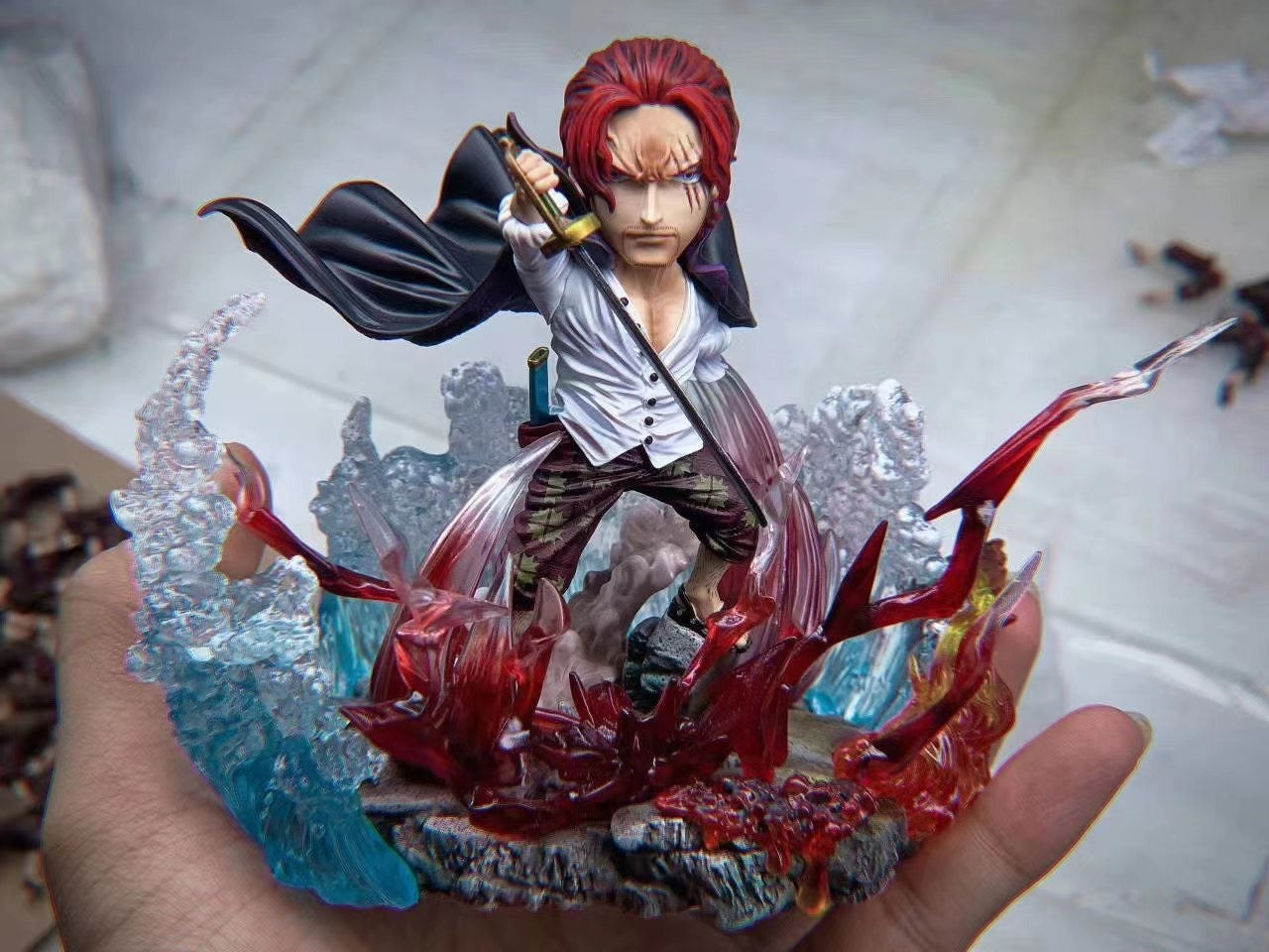 Image of [In-Stock]One Piece G5 Studio Shanks Resin Statue