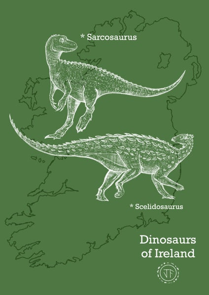 Image of New Finds: Dinosaurs of Ireland