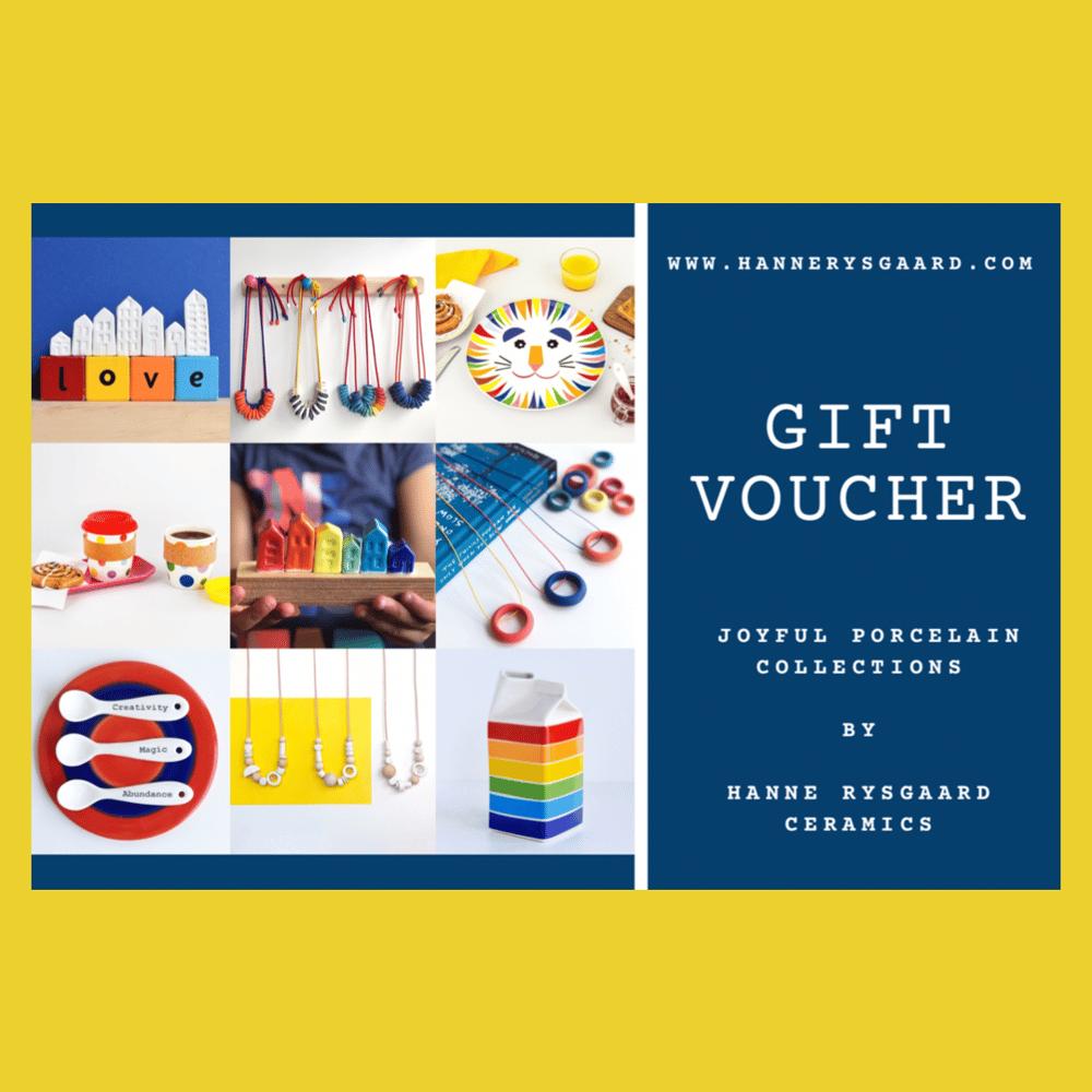 Image of Gift Voucher