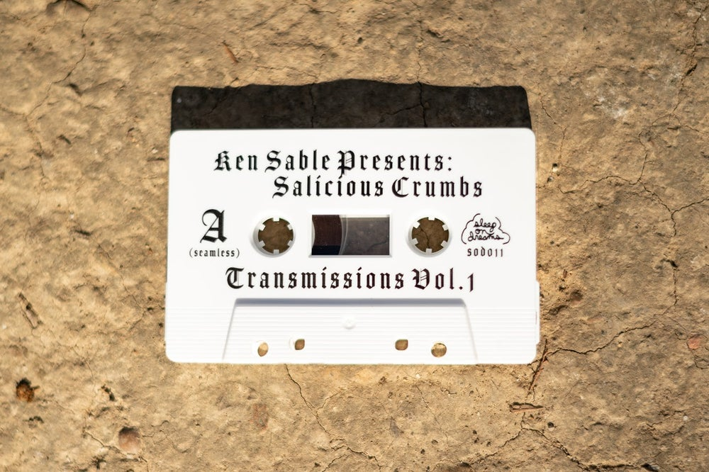 Image of Ken Sable Presents: Salicious Crumbs // Transmissions Vol. 1 : limited cassette release