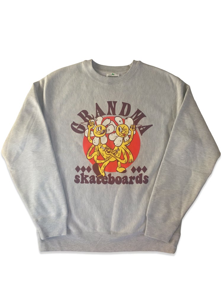 Image of Daisy Stabbers Crewneck Sweater