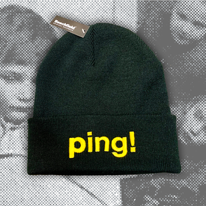 Image of PING !  Beanie
