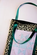 Image 4 of PATCHWORK TOTE BAG