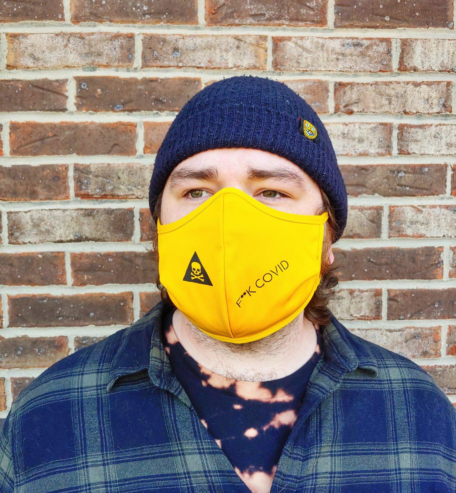 Image of F**k Covid masks