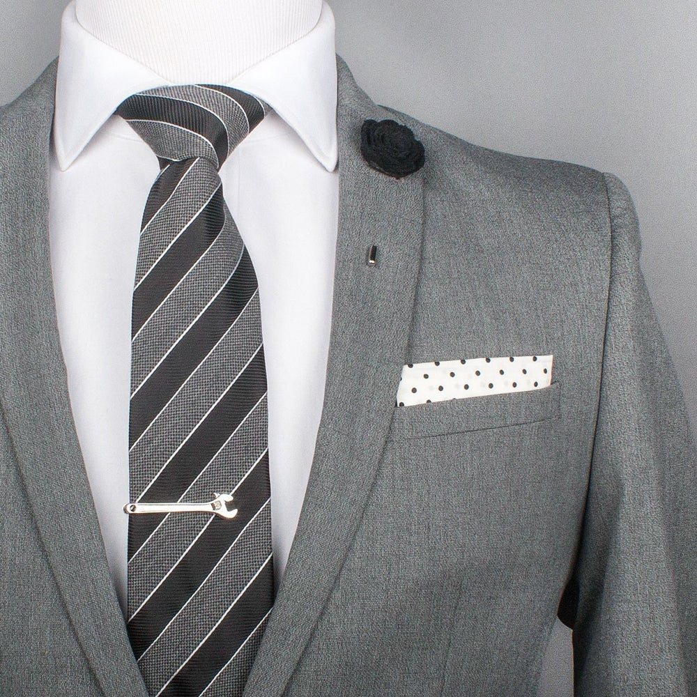 Image of Wrench Tie Clip