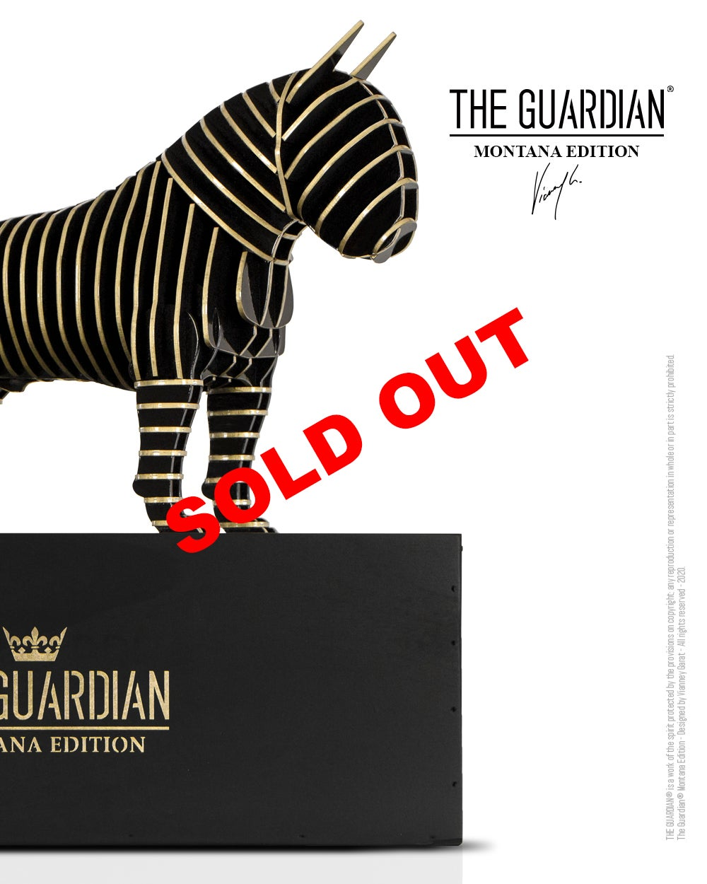 "Image of ""NEW"" - THE GUARDIAN® ""MONTANA EDITION"" (Limited Edition 10 units)"