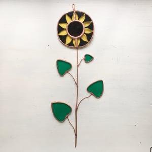 Image of Sunflower Stem no.2