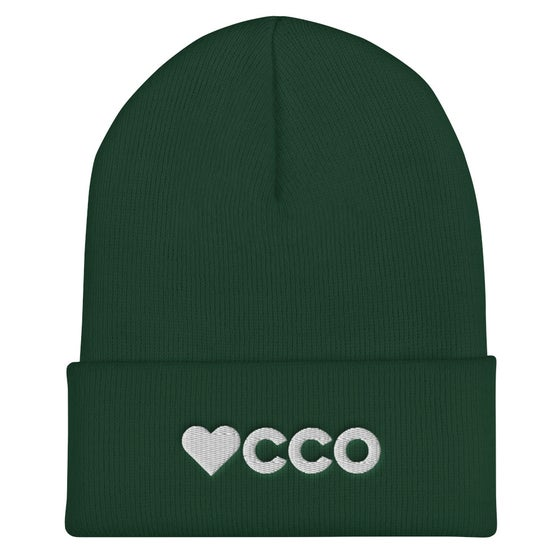 Image of Heart 'CCO Cuffed Beanie - More Colors Available