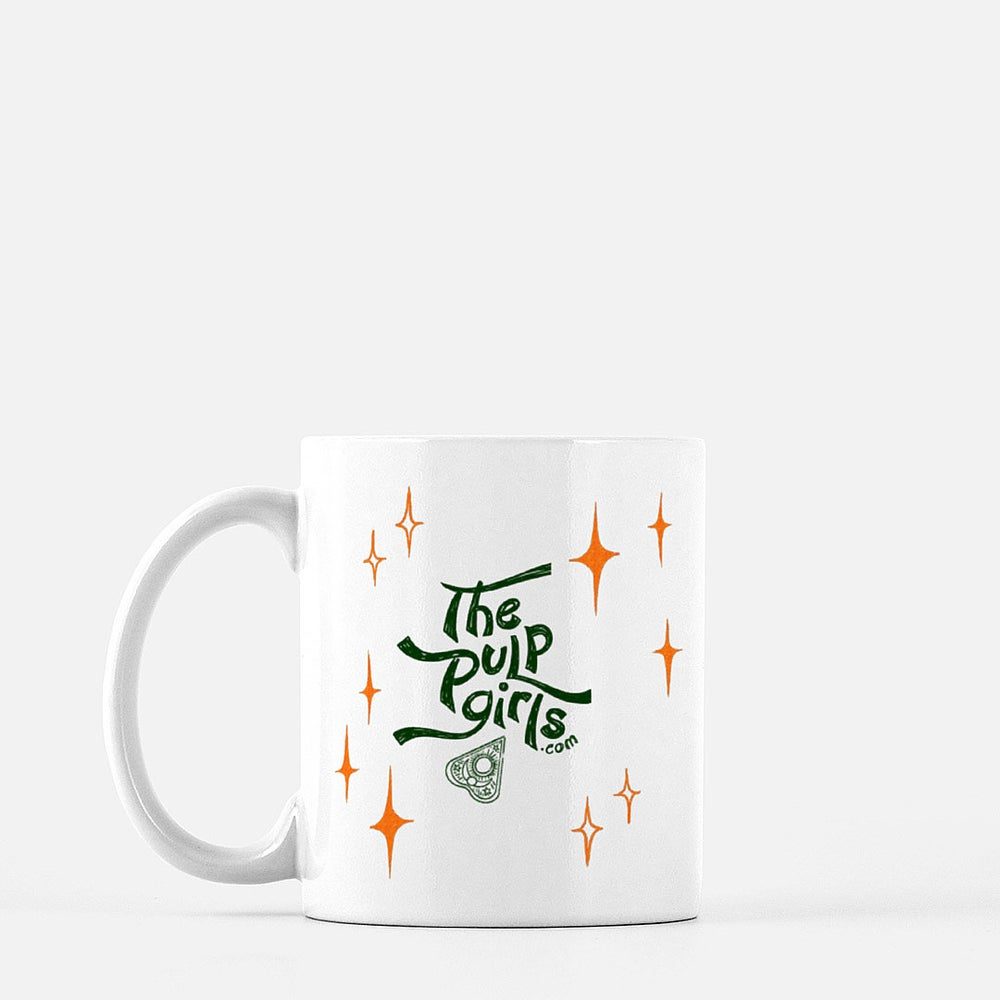 Image of OVERTHINKING IT MUG