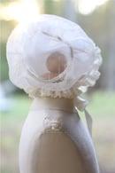Image 3 of Heirloom Netting Bonnet
