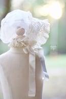 Image 1 of Heirloom Netting Bonnet