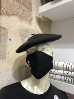 Image of Beret Noir Chirac