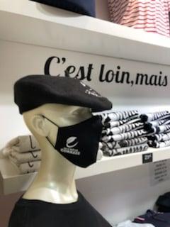 Image of Beret Noir Ici c'est la Corrèze