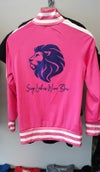 Sexy Wear Blue Lion's Pink Edition