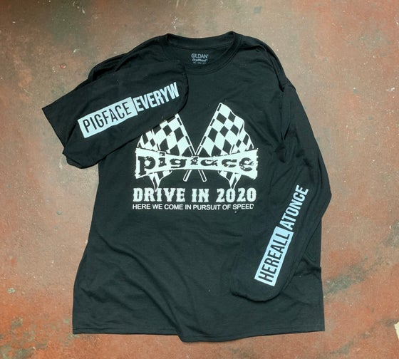 Image of At the Drive-in with Pigface VIP Add-on