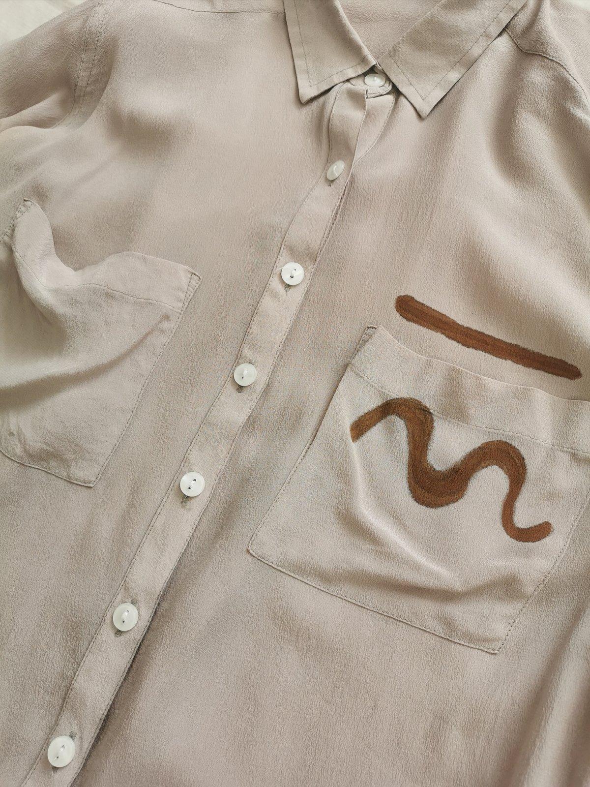 Image of kinks blouse