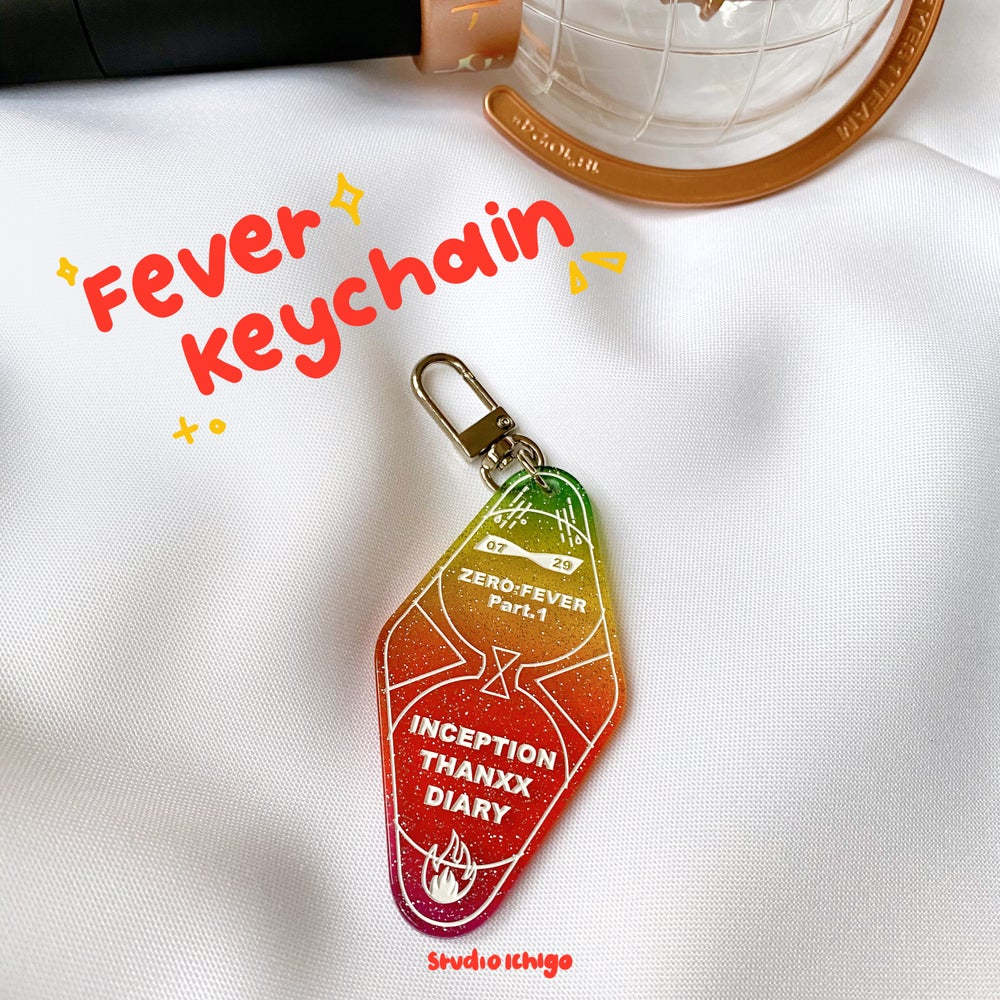 Image of ATEEZ Fever:Part. 1 Keychain