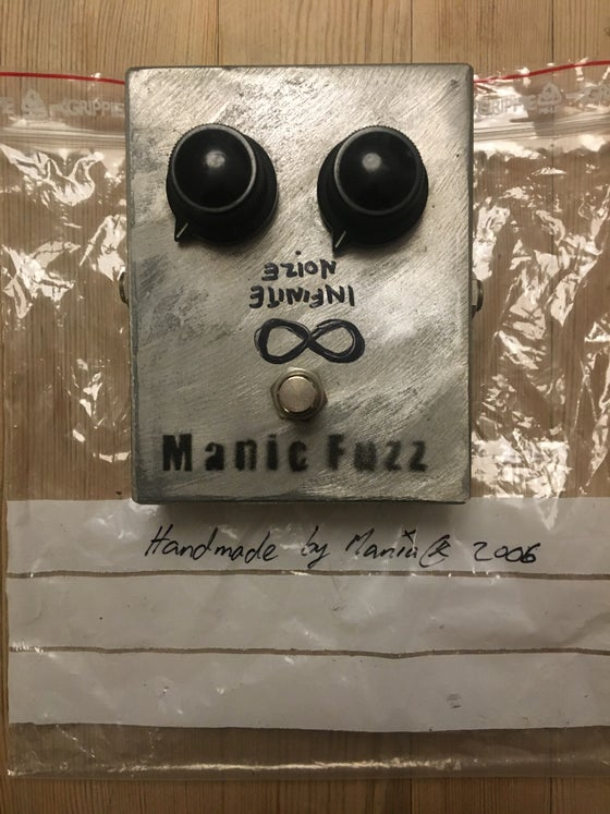 Image of Maniac (Mayhem) Handmade Fuzz box