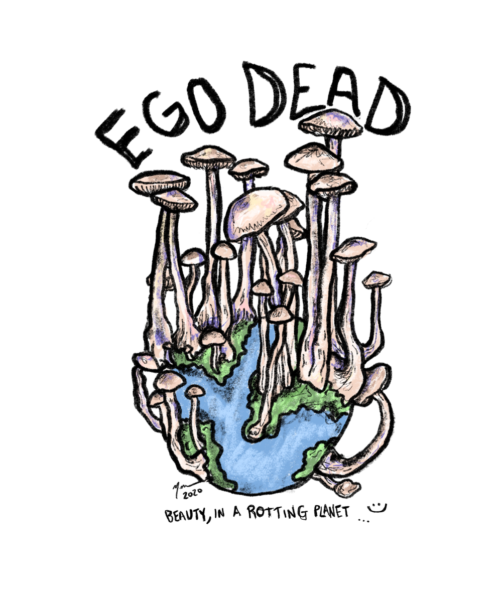 Image of This Rotting Planet Tee