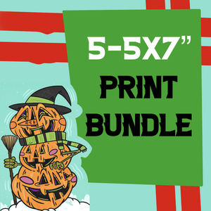 "Image of 5x7"" Print Bundle"