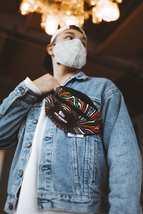 Image of Magnetic Fields Fanny Pack