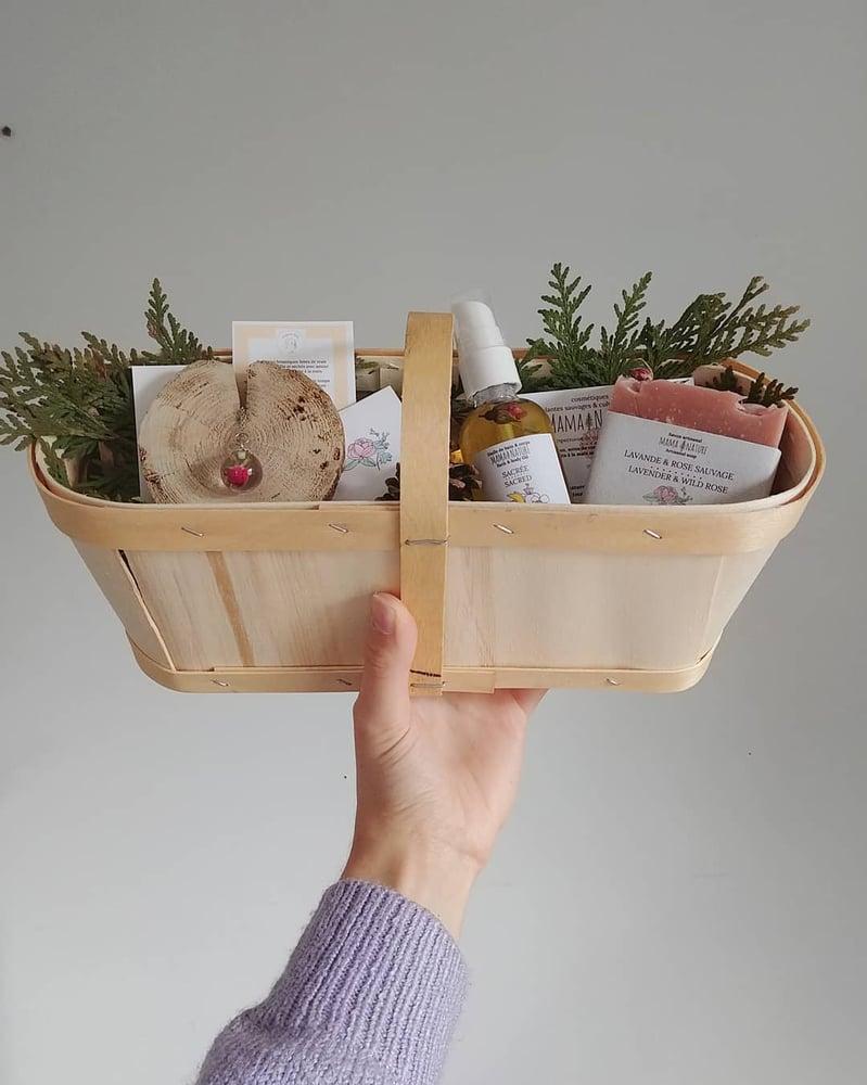 Image of Paniers cadeaux Célébration de la plante médicinale// collaboration