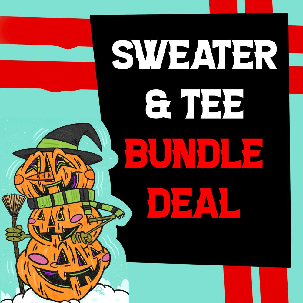 Image of Sweater and Tee Bundle